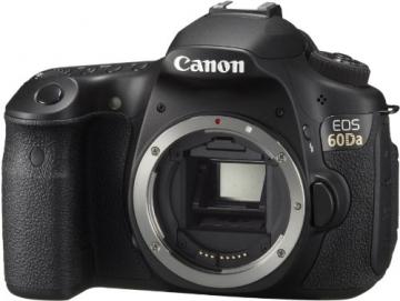 Canon EOS 60Da Digital Spiegelreflexkamera (18 Megapixel, 7,6 cm (3 Zoll) TFT Display, CMOS) Gehäuse schwarz - 2