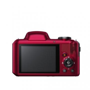 Fujifilm Finepix S8650 Digital-Brücke Kamera 16MP 36x Opt.Zoom Rot HD-Film mit Ton 6 Gesichtserkennung - 2