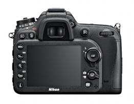 Nikon D7100 SLR-Digitalkamera (24 Megapixel, 8 cm (3,2 Zoll) TFT-Monitor, Full-HD-Video) nur Gehäuse schwarz - 1