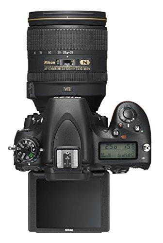 Nikon D750 SLR-Digitalkamera (24,3 Megapixel, 8,1 cm (3,2 Zoll) Display, HDMI, USB 2.0) nur Gehäuse schwarz - 12