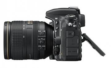 Nikon D750 SLR-Digitalkamera (24,3 Megapixel, 8,1 cm (3,2 Zoll) Display, HDMI, USB 2.0) nur Gehäuse schwarz - 14