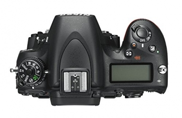 Nikon D750 SLR-Digitalkamera (24,3 Megapixel, 8,1 cm (3,2 Zoll) Display, HDMI, USB 2.0) nur Gehäuse schwarz - 2