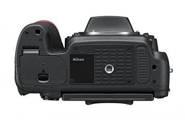 Nikon D750 SLR-Digitalkamera (24,3 Megapixel, 8,1 cm (3,2 Zoll) Display, HDMI, USB 2.0) nur Gehäuse schwarz - 5