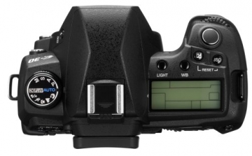 Olympus E-30 SLR-Digitalkamera (12 Megapixel, Live View, Bildstabilisator) Gehäuse - 2