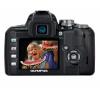 Olympus E-400 SLR-Digitalkamera (10 Megapixel) Kit inkl. Zuiko EZ-1442 14-42mm - 1