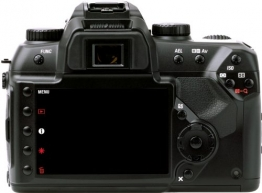 Sigma SD15 SLR-Digitalkamera (14 Megapixel, 7,6 cm Display, SD Kartenslots) schwarz - 1